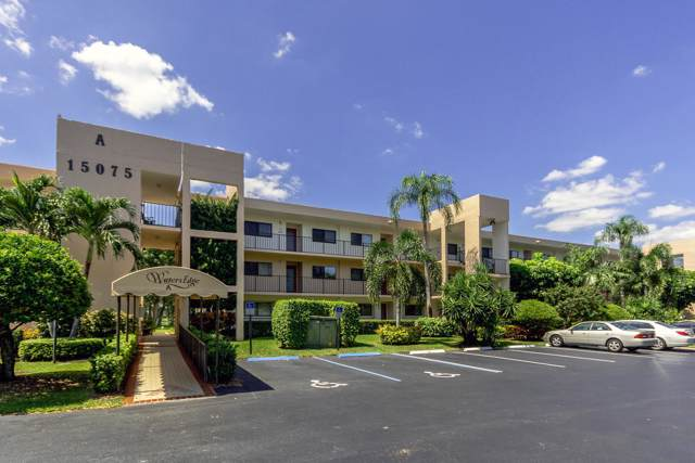 15075 Witney Road #213, Delray Beach, FL 33484 (#RX-10593609) :: The Reynolds Team/ONE Sotheby's International Realty