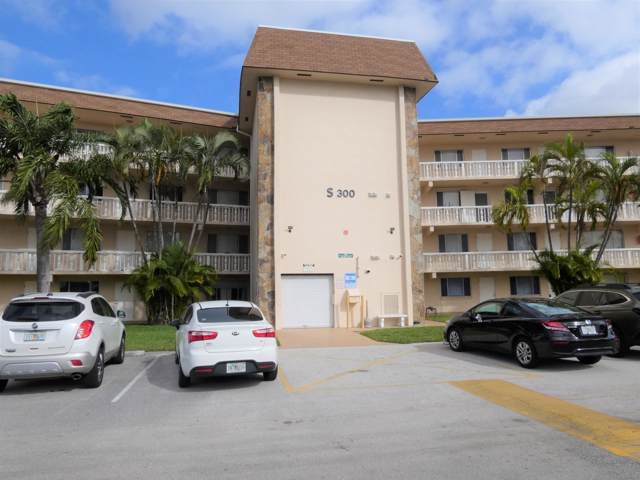 300 Village Green Circle S #309, Palm Springs, FL 33461 (#RX-10593640) :: Ryan Jennings Group