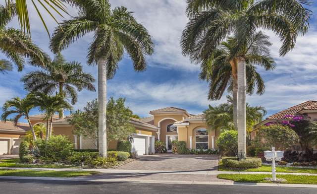10759 Greenbriar Villa Drive, Lake Worth, FL 33449 (#RX-10593643) :: Ryan Jennings Group