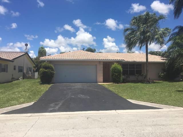 10945 NW 40th Street, Coral Springs, FL 33065 (MLS #RX-10593681) :: Laurie Finkelstein Reader Team