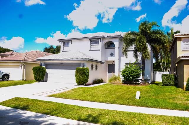 3777 Providence Road, Boynton Beach, FL 33436 (#RX-10593684) :: Real Estate Authority
