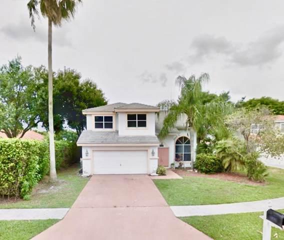 5830 Amethyst Court, Boynton Beach, FL 33472 (#RX-10593685) :: Real Estate Authority