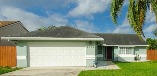 1723 Banyan Creek Court, Boynton Beach, FL 33436 (#RX-10593699) :: The Reynolds Team/ONE Sotheby's International Realty