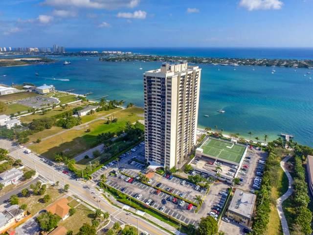 5600 N Flagler Drive #306, West Palm Beach, FL 33407 (#RX-10593705) :: Ryan Jennings Group