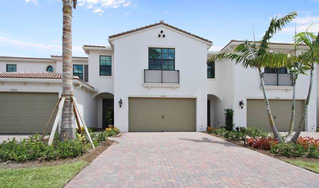 10038 Akenside Drive #51, Boca Raton, FL 33428 (MLS #RX-10593739) :: Castelli Real Estate Services