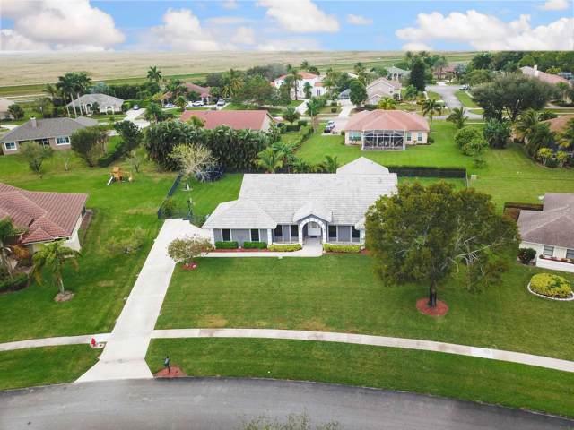 15685 Rolling Meadows Circle, Wellington, FL 33414 (#RX-10593758) :: Ryan Jennings Group