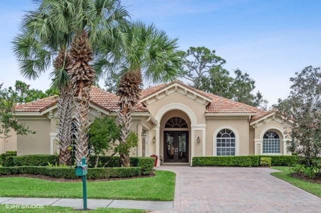 9336 Briarcliff Trace, Port Saint Lucie, FL 34986 (MLS #RX-10593783) :: Berkshire Hathaway HomeServices EWM Realty
