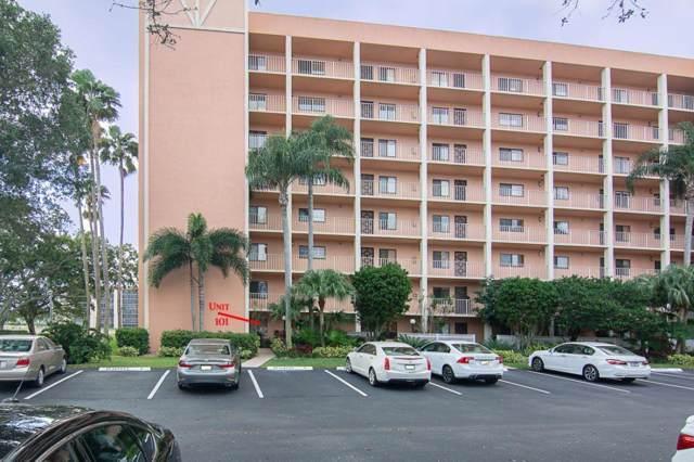 7290 Kinghurst Drive #101, Delray Beach, FL 33446 (#RX-10593798) :: Ryan Jennings Group