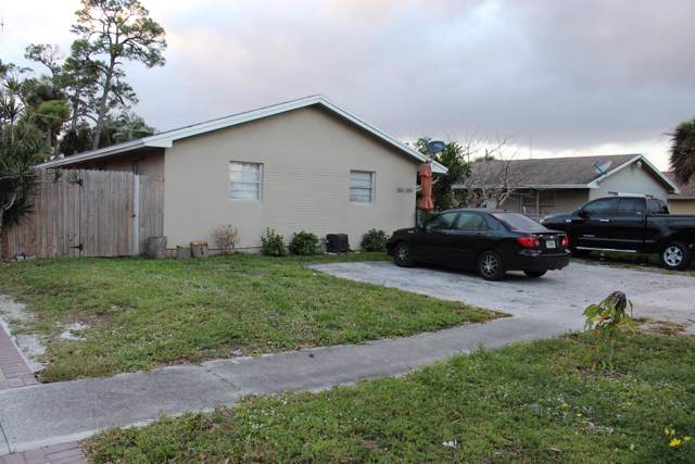 513 Perry Avenue, Greenacres, FL 33463 (#RX-10593800) :: Ryan Jennings Group