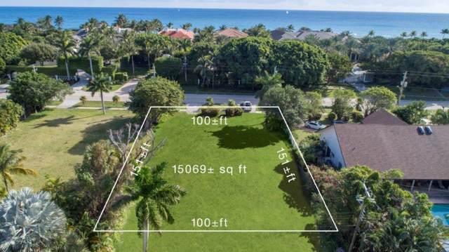 914 S Ocean Boulevard, Delray Beach, FL 33483 (#RX-10593821) :: Ryan Jennings Group