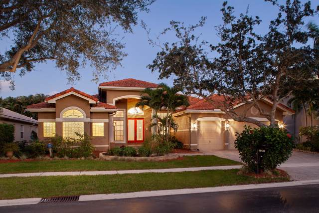 19432 Saturnia Lakes Drive, Boca Raton, FL 33498 (MLS #RX-10593826) :: Castelli Real Estate Services