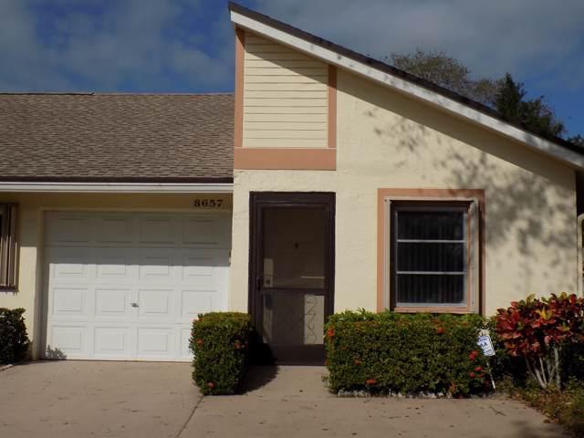 8657 Flamingo Drive, Boca Raton, FL 33496 (MLS #RX-10593849) :: Berkshire Hathaway HomeServices EWM Realty