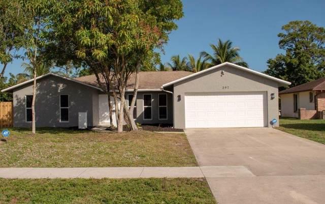 297 Ponce De Leon Street, Royal Palm Beach, FL 33411 (#RX-10593851) :: Ryan Jennings Group