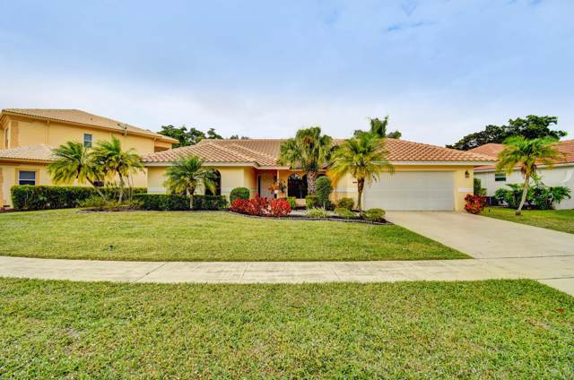 20091 Back Nine Drive, Boca Raton, FL 33498 (#RX-10593852) :: Ryan Jennings Group