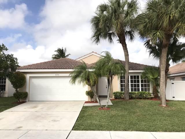8251 White Rock Circle, Boynton Beach, FL 33436 (#RX-10593869) :: Ryan Jennings Group