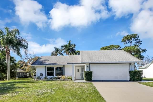 148 Village Circle, Jupiter, FL 33458 (MLS #RX-10593900) :: Castelli Real Estate Services