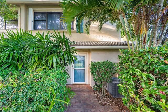 13 Westgate Lane 13 C, Boynton Beach, FL 33436 (MLS #RX-10593916) :: Castelli Real Estate Services