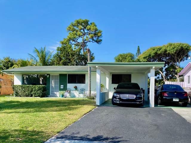 132 NW 9th Avenue, Delray Beach, FL 33444 (MLS #RX-10593923) :: Castelli Real Estate Services