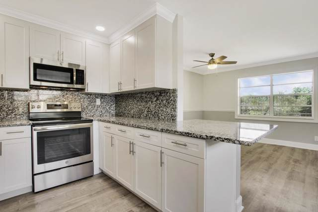 320 Normandy G Lane, Delray Beach, FL 33484 (MLS #RX-10593936) :: Castelli Real Estate Services