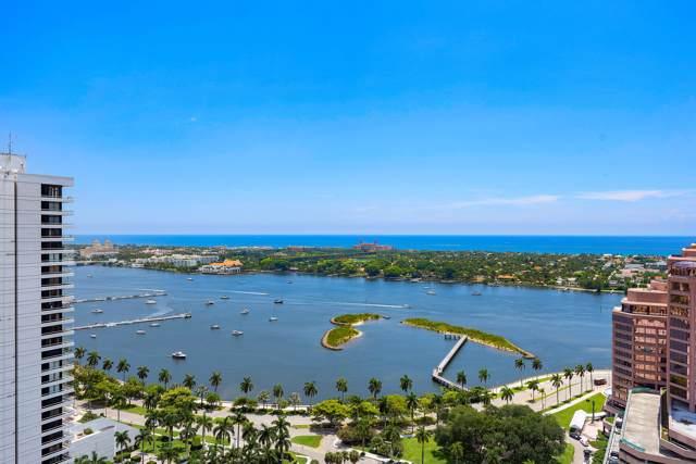701 S Olive Avenue #627, West Palm Beach, FL 33401 (MLS #RX-10594025) :: Berkshire Hathaway HomeServices EWM Realty