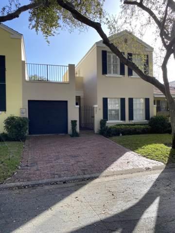 5884 Catesby Street #50, Boca Raton, FL 33433 (#RX-10594030) :: Ryan Jennings Group
