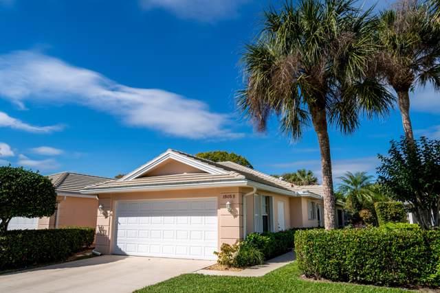 1505 NW Amherst Drive B, Port Saint Lucie, FL 34986 (#RX-10594090) :: Ryan Jennings Group