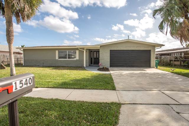 1540 Saturn Street, Merritt Island, FL 32953 (#RX-10594111) :: Ryan Jennings Group