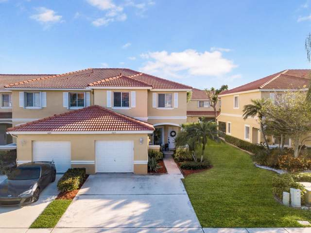 1611 Cetona Drive, Boynton Beach, FL 33436 (#RX-10594118) :: Ryan Jennings Group