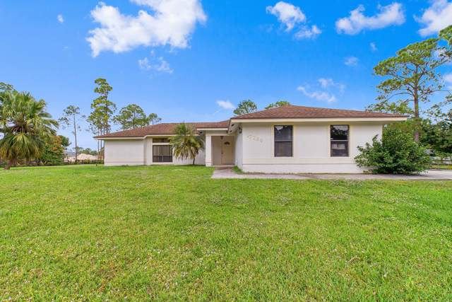 17789 46th Court N, Loxahatchee, FL 33470 (MLS #RX-10594120) :: Berkshire Hathaway HomeServices EWM Realty