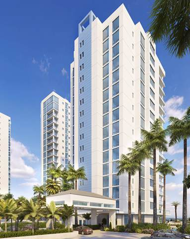 3 Water Club Way #501, North Palm Beach, FL 33408 (#RX-10594138) :: Ryan Jennings Group