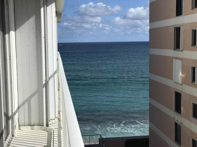 3580 S Ocean Boulevard 6C, Palm Beach, FL 33480 (#RX-10594145) :: Ryan Jennings Group