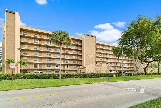 4570 NW 18th Avenue #606, Pompano Beach, FL 33064 (#RX-10594158) :: Adache Real Estate LLC