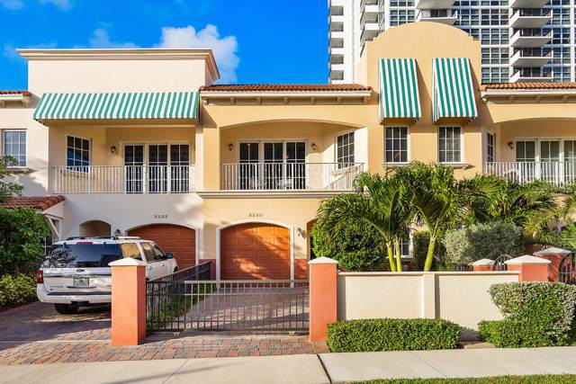3235 NE 5th Street, Pompano Beach, FL 33062 (#RX-10594168) :: Adache Real Estate LLC