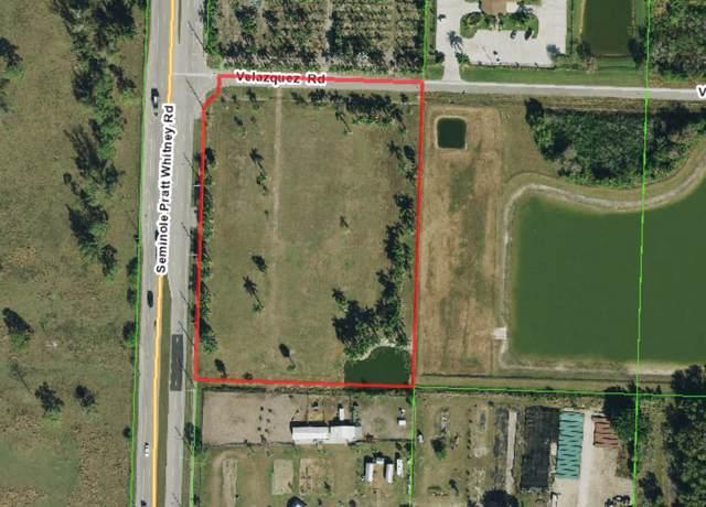 16650 Velazquez Boulevard, Loxahatchee, FL 33470 (#RX-10594210) :: Ryan Jennings Group