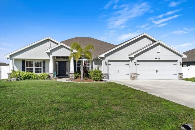 5852 NW Leah Drive, Port Saint Lucie, FL 34986 (MLS #RX-10594215) :: Berkshire Hathaway HomeServices EWM Realty