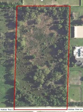 16425 Hollow Tree Lane, Wellington, FL 33470 (MLS #RX-10594225) :: Berkshire Hathaway HomeServices EWM Realty