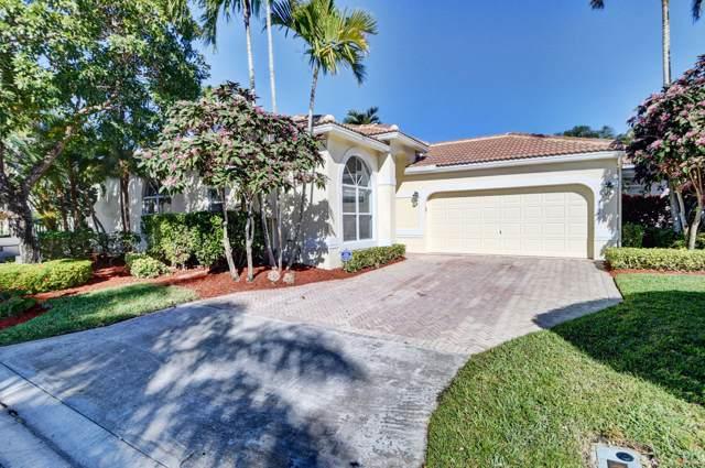 5097 Encinitas Drive, Delray Beach, FL 33484 (#RX-10594259) :: Ryan Jennings Group