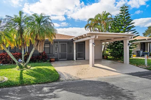 6700 Moonlit Drive, Delray Beach, FL 33446 (#RX-10594285) :: Ryan Jennings Group