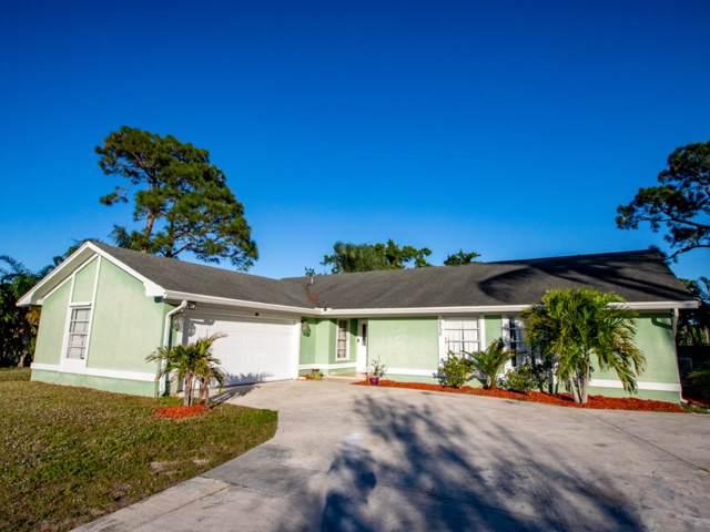 2255 SE Morningside Boulevard, Port Saint Lucie, FL 34952 (MLS #RX-10594328) :: The Jack Coden Group