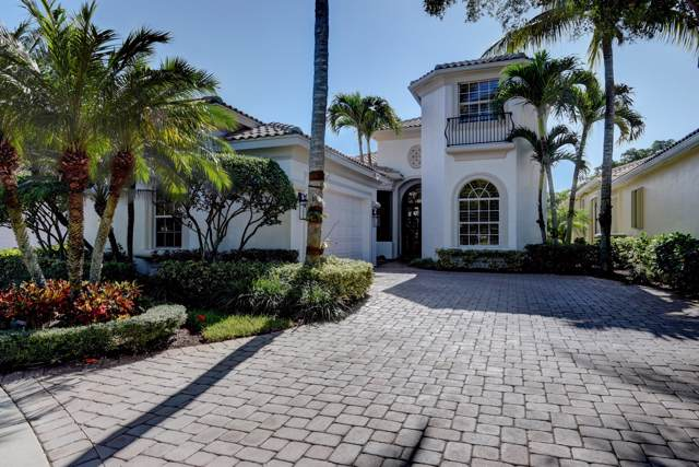 7908 Montecito Place, Delray Beach, FL 33446 (MLS #RX-10594332) :: The Jack Coden Group
