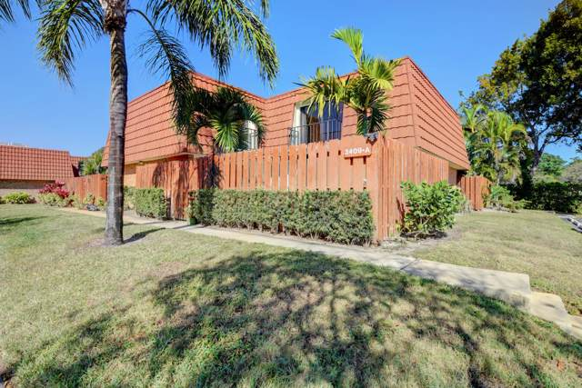 3409 Spanish Wells Drive 56-A, Delray Beach, FL 33445 (#RX-10594344) :: Ryan Jennings Group