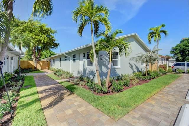 241 NE 13th Street, Delray Beach, FL 33444 (MLS #RX-10594350) :: The Jack Coden Group
