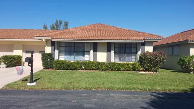 4625 Laurel Tree Road B, Boynton Beach, FL 33436 (#RX-10594369) :: Ryan Jennings Group