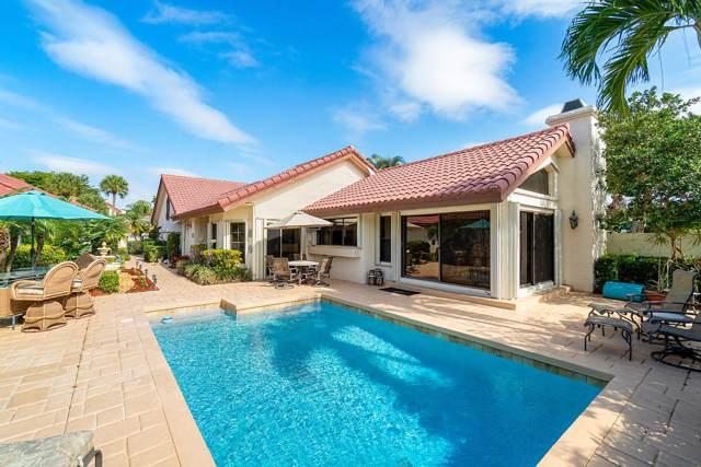 21772 Club Villa Terrace, Boca Raton, FL 33433 (#RX-10594377) :: Ryan Jennings Group