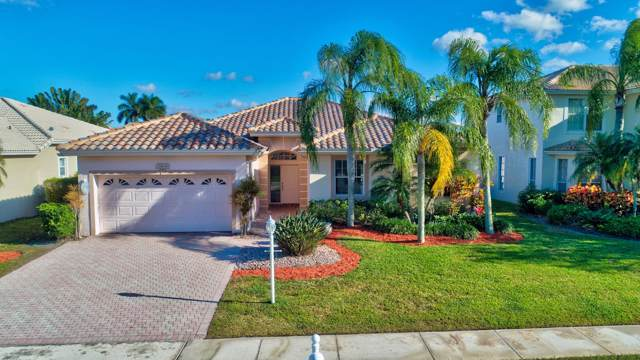 21838 Palm Grass Drive, Boca Raton, FL 33428 (#RX-10594402) :: Ryan Jennings Group