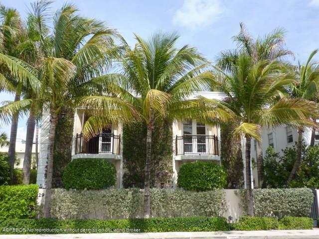 129 Hammon Avenue #3, Palm Beach, FL 33480 (#RX-10594407) :: The Reynolds Team/ONE Sotheby's International Realty