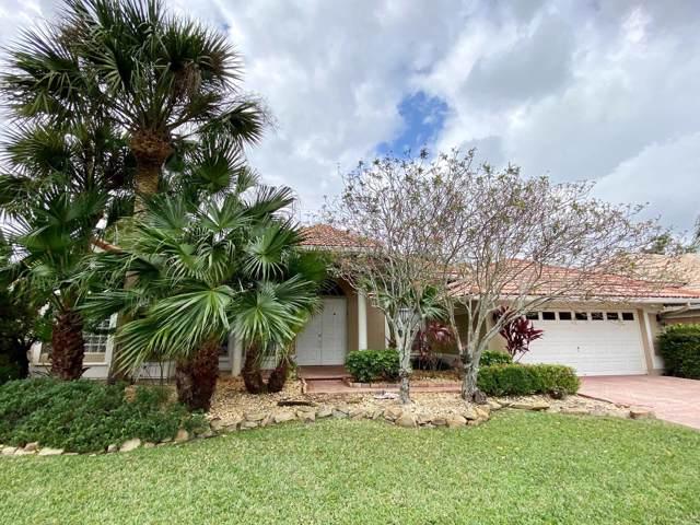 19268 Cloister Lake Lane, Boca Raton, FL 33498 (MLS #RX-10594418) :: Castelli Real Estate Services