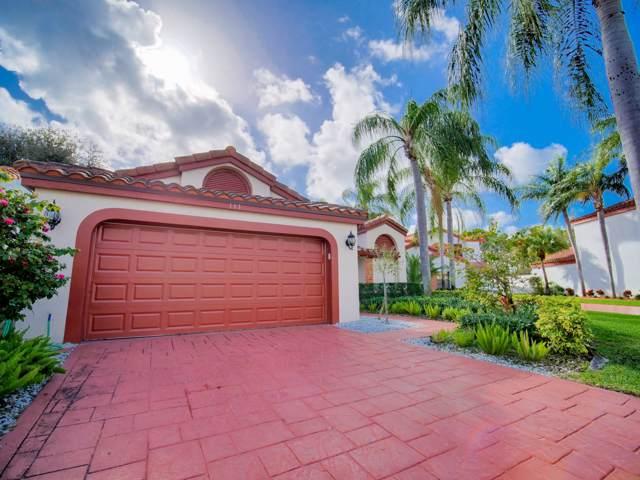 111 Island Way, West Palm Beach, FL 33413 (#RX-10594499) :: Ryan Jennings Group
