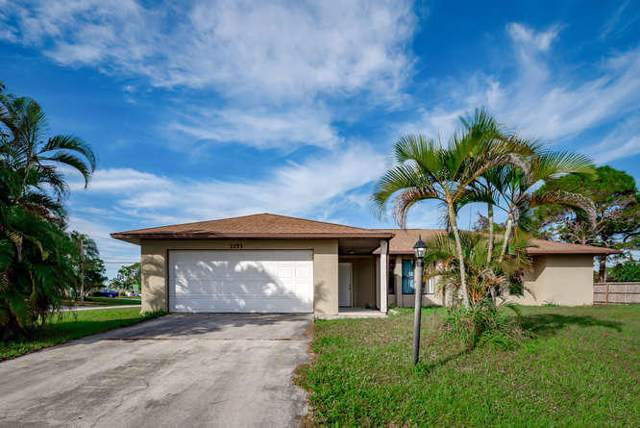 2292 SE Aneci Street, Port Saint Lucie, FL 34984 (#RX-10594516) :: Ryan Jennings Group