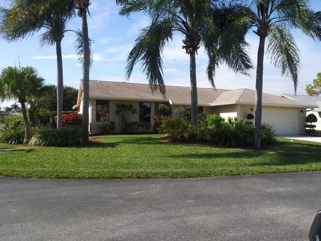 1370 NW 29th Avenue, Delray Beach, FL 33445 (#RX-10594547) :: Real Estate Authority